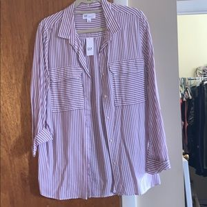Women's button down shirt